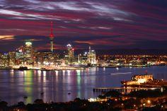 Auckland City, New Zealand 04