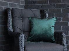 Velvet Pillows, Throw Pillows, Plain Cushions, Velvet Material, Pillow Inserts, Cover, Room, Home Decor, Bedroom