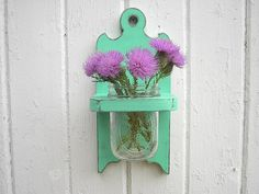 Shabby Chic Wall Sconce