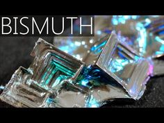 How to Make Bismuth Crystals - YouTube