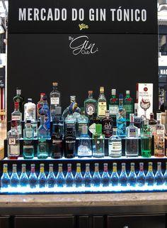 Mercado do Gin Tónico @ Mercado da Ribeira