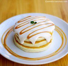 Maple Creme Panckaes, Pancake Days