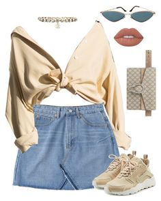 """Untitled #731"" by za-r-ia ❤ liked on Polyvore featuring Gucci, NIKE and Chanel"