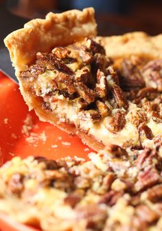 English Toffee Cheesecake Pecan Pie… it's 3 delicious desserts in one place! I've partnered with Karo® Syrup for this creative and delicious recipe. I have never been a great pie maker, and if you have been following my blog for any length of time you know this well. Of course, I attempt pie from time …