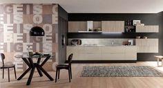 È IMPORTANTE ATTREZZARE la propria cucina anche nei dettagli: una vasta gamma di accessori interni per qualsiasi tipo di esigenza e di utilizzo, facilita la composizione di uno spazio funzionale.