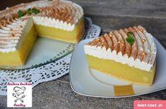Pijany Jabłecznik - Swiatciast.pl Polish Recipes, Cheesecake, Pudding, Baking, Food, Cheesecake Cake, Bread Making, Patisserie, Cheesecakes