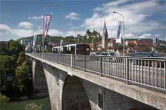 Verkehr Oase, soll die Hochbrücke dem Langsamverkehr übergeben werden?