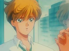 Haruka Tenoh →  Sailor Moon