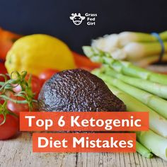 6 Common Ketogenic Diet and low carb diet Mistakes