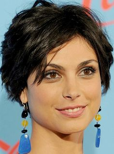 Short Layered Bob Hairstyle   Short Celebrity Hairstyles 2012 - 2013   2013 Short Haircut for Women