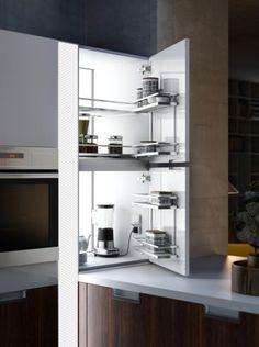 cucine moderne ad angolo con finestra - Cerca con Google | σπιτι ...