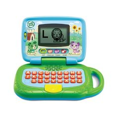 LeapFrog My Own Leaptop – Ordenador educativo, color verde Ver más http://bebe.deskuentos.es/comprar/juguetes-educativos/leapfrog-my-own-leaptop-ordenador-educativo-color-verde/