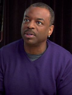 Levar Burton is the actor who played Geordi on Star Trek next generation