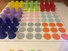 Kodowanie na dywanie: Kolor postaw...kolor zabierz
