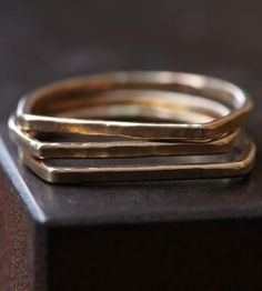 Lune Gold Ring by Alexis Russell on Scoutmob Shoppe