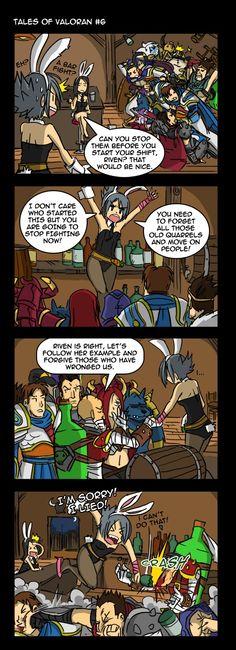 Tales of Valoran #6