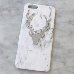 RENNE coque de marbre pour iPhone6/6s/6plus/7/7plus