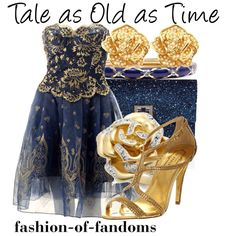 A fashion look from August 2013 featuring blue mini dress, chain sandals and embellished handbags. Browse and shop related looks.
