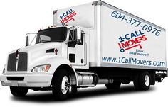 1-Call Movers, 5 tons Truck movers Vancouver