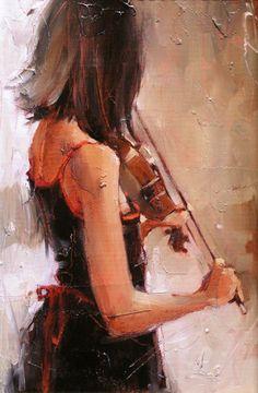Andre Kohn 1972 | Russian-born Figurative Impressionist painter |
