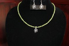 St. Patricks Day jewelry from TL Jewelry Designs