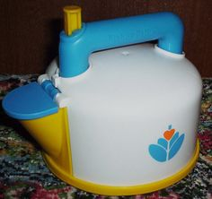 Vintage Toy Vintage Fisher Price 1987 Fisher by YesterdaysToys, $14.00