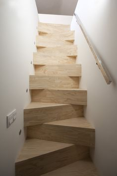The Impressive Staircase Design Inspirations Cover Up - Annette Home Interior Stairs, Interior And Exterior, Interior Design, Loft Stairs, House Stairs, Escalier Design, Staircase Design, Stairways, Diy Home Decor
