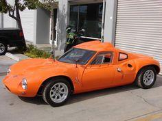 1965 Ginetta G12 Race Car