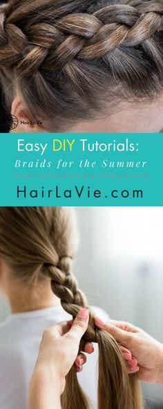 Maybe you're a parent with a child who would love a home braiding session, but you're not too adept at french braiding, or even styling hair in general. Well, we've got you covered. In today's video tutorial, discover how to French braid your child's hair to wild success.