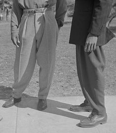 1940s Zoot Suits pants and trousers