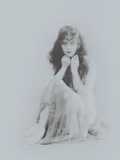 Theda Bara in 1914