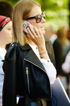 Неделя моды в Милане, весна-лето 2016: street style. Часть 2 (фото 5)