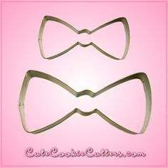 Bow Tie Cookie Cutter $8.99