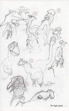 Mike+Mignola+sketches+01.jpg (997×1600)