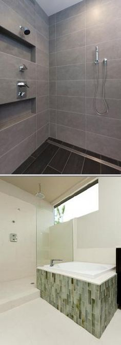 Hire this business if you're looking to have tile installation done in your home. They also offer linear drains, curbless barrier-free showers, heated floors, Schluter Kerdi shower systems and more.
