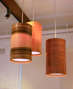 lampe aus furnier lampen pinterest lamps. Black Bedroom Furniture Sets. Home Design Ideas