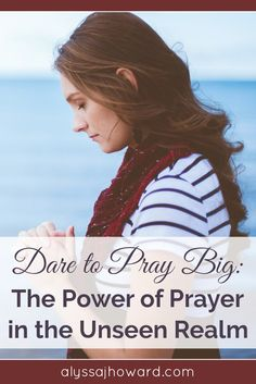Christian Living | Do you ever feel like your prayers don't make a difference? Sometimes we underestimate the power of prayer, but our prayers matter more than we realize.