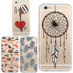 Glossy Designer Chocolate Nutella Heart and Dream Catch Pattern Mobile Phone Case For iphone 6 6S Clear Soft Silicon Cover // iPhone Covers Online //   Price: $ 16.09 & FREE Shipping  //   http://iphonecoversonline.com //   Whatsapp +918826444100    #iphonecoversonline #iphone6 #iphone5 #iphone4 #iphonecases #apple #iphonecase #iphonecovers #gadget #gadgets