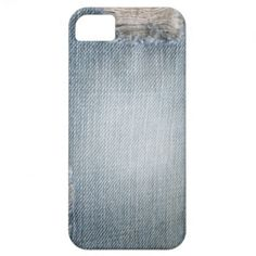 Denim iPhone 5 Case for girls // digitally created; no real denim included.  http://www.zazzle.com/denim_inspired_iphone_5_case-179676041152052532?rf=238395237176455059