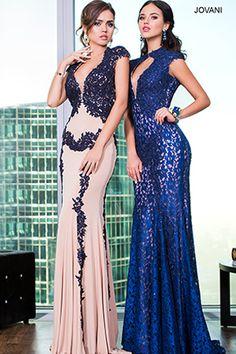 lace prom dresses 25635-20558