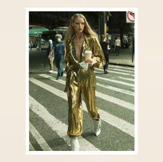 """Alexandre Vauthier Official on Instagram: """"ICONIC GOLD starring @abbychampion by @inezandvinoodh 🇺🇸"""" Alexandre Vauthier, Gold Stars, Harem Pants, Instagram, Style, Fashion, Swag, Moda, Harem Jeans"""
