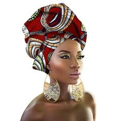 Traditional Style African Head Tie for Women African Head Scarf – Inspirational Clothing and Accessories African Head Scarf, African Head Wraps, African Accessories, Hair Accessories For Women, Hair Wrap Scarf, Head Scarf Styles, Scarf Head, African Fashion Designers, African Dresses For Women