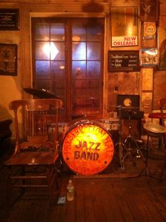 Preservation hall - they do nightly shows of original New Orleans Jazz. $10-$15 for a 45 min show