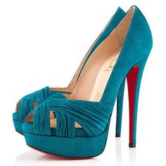 one day you will be owning and walking down the street in my very own Christian Louboutin shoes.