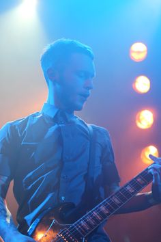 Beautiful Danny Jungslund his they guitar player in Dúné !