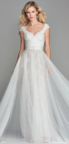 ad94bc05a363 Wtoo Spring 2018 Bridal Collection by Watters