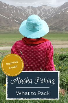 """What to pack for an Alaskan trip? Or more specifically an Alaskan fishing trip? Layers and wet gear and a hat! But don't forget the """"after-fishing"""" part in the lodge, you need comfy clothes for lounging and telling your fish stories! Alaska Usa, Alaska Travel, Travel Usa, Usa Fishing, Fishing Tips, Alaska Fishing Trips, Packing List For Travel, Packing Tips, Travel Tips"""