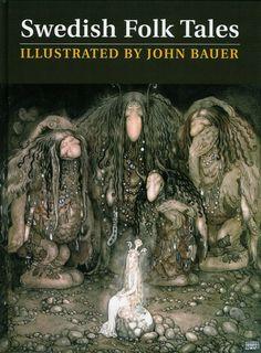 En trollkarl fylld av fantasi