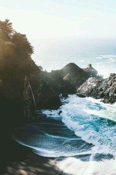 Big Sur California USA