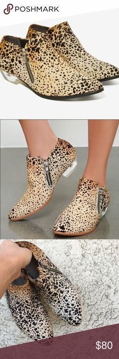 """Authentic Matisse Epic Leopard Boots ≫ only worn a couple times ≫ GREAT condition ≫ the """"it"""" fall boot Matisse Shoes Ankle Boots & Booties"""